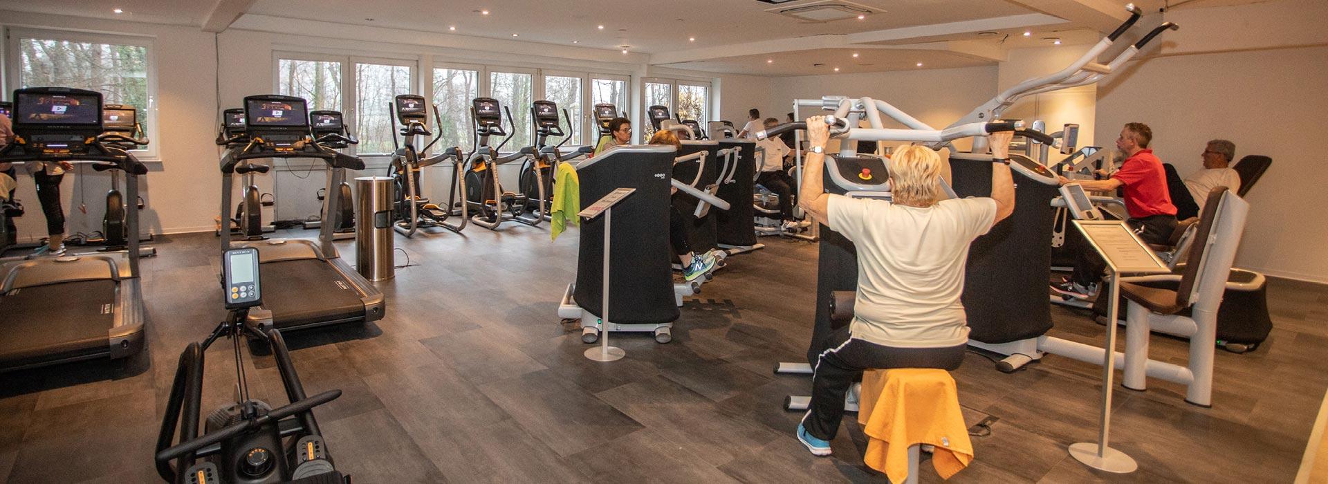 Genius Sport- und Gesundheitszentrum Raulwing